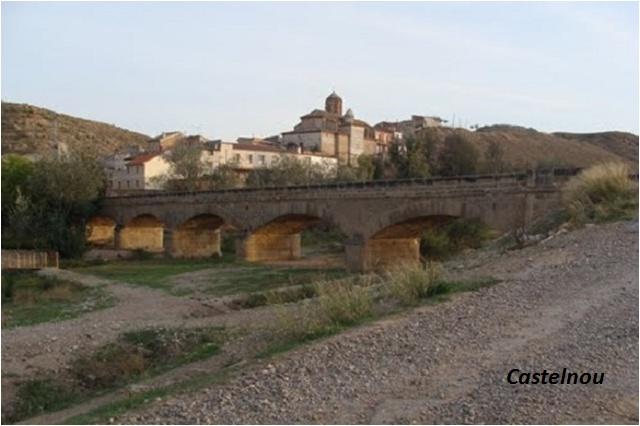 El puente de Castelnou