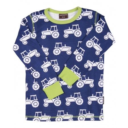 Cool Tractor Shirt - ittikid • Scandinavian Children's Clothes - Scandinavian Baby and Kids Clothes   Organic Eco Friendly Kids Clothes from Smafolk, Maxomorra, Duns Sweden, Sture & Lisa