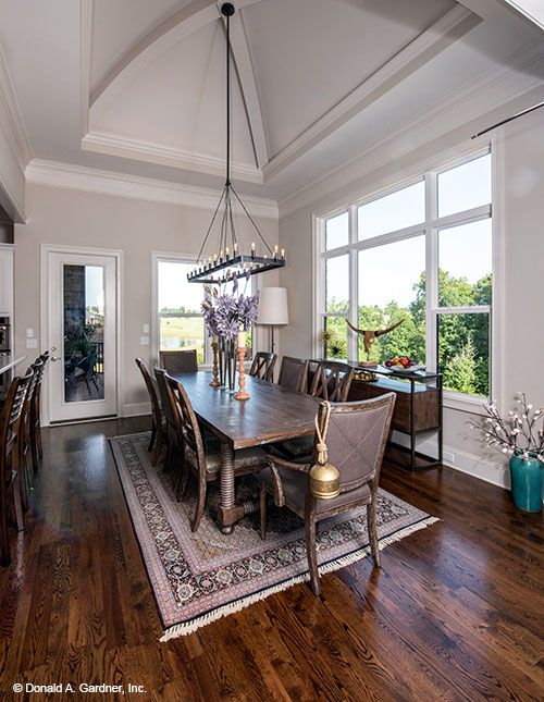 599 best dining room ideas furnishings and decor images for Carolina plan room