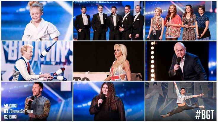 Friday's semi-final: meet the acts performing on tonight's show