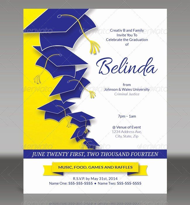 Graduation Card Template Word Best Of 25 Graduation Invitation Tem Graduation Party Invitations Templates Graduation Invitations Template Party Invite Template