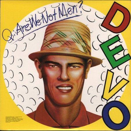 Devo - Classic Music Review - Q: Are We Not Men? A: We Are Devo! -