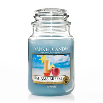 Bahama Breeze - Candles - Yankee Candle