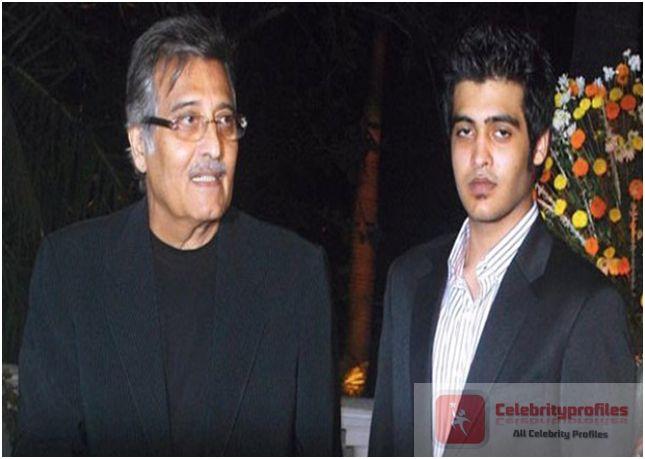 Sanjay Leela Bhansali Launching Vinod Khanna's son