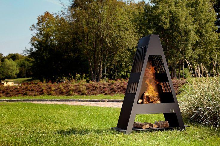 Kominek ogrodowy Big A - wersja bez grilla