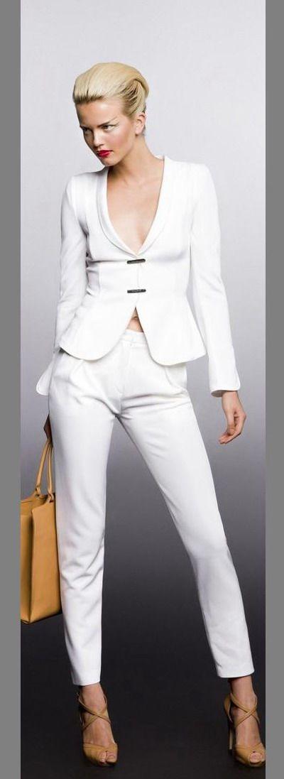 giorgio armani suits for women