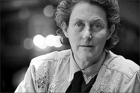 Temple Grandin. . .a person who refused to allow her handicap to prevent her from accomplishing great things.