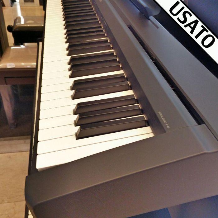 Piano Digitale Yamaha P45 Usato pochissimo, in condizioni perfette. OCCASIONE!