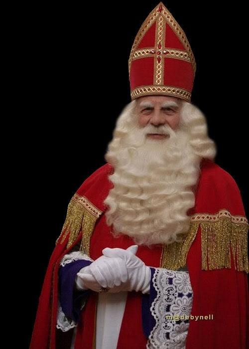 Sinterklaas - jarenlang onze beste vriend - nu met pensioen, jammer