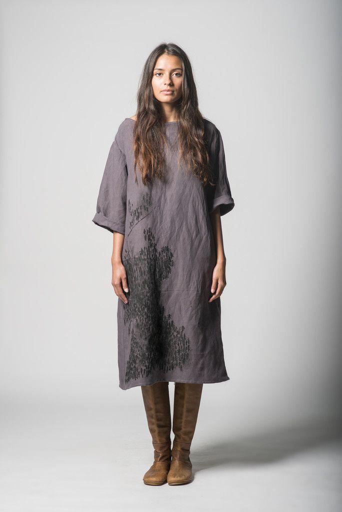Buttonwood Dress