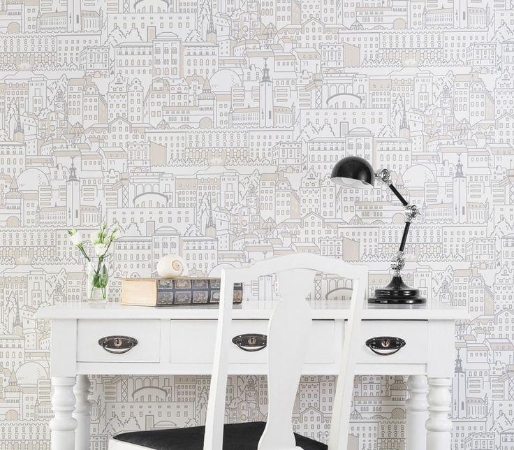 Inspirationssidor – Duro tapet – din inspiration för tapeter i hemmet