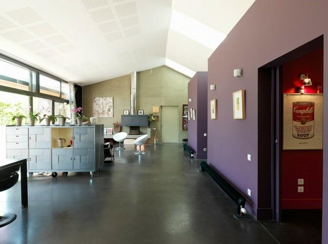 26 best façade maison images on Pinterest Contemporary homes - garten lounge uberdacht