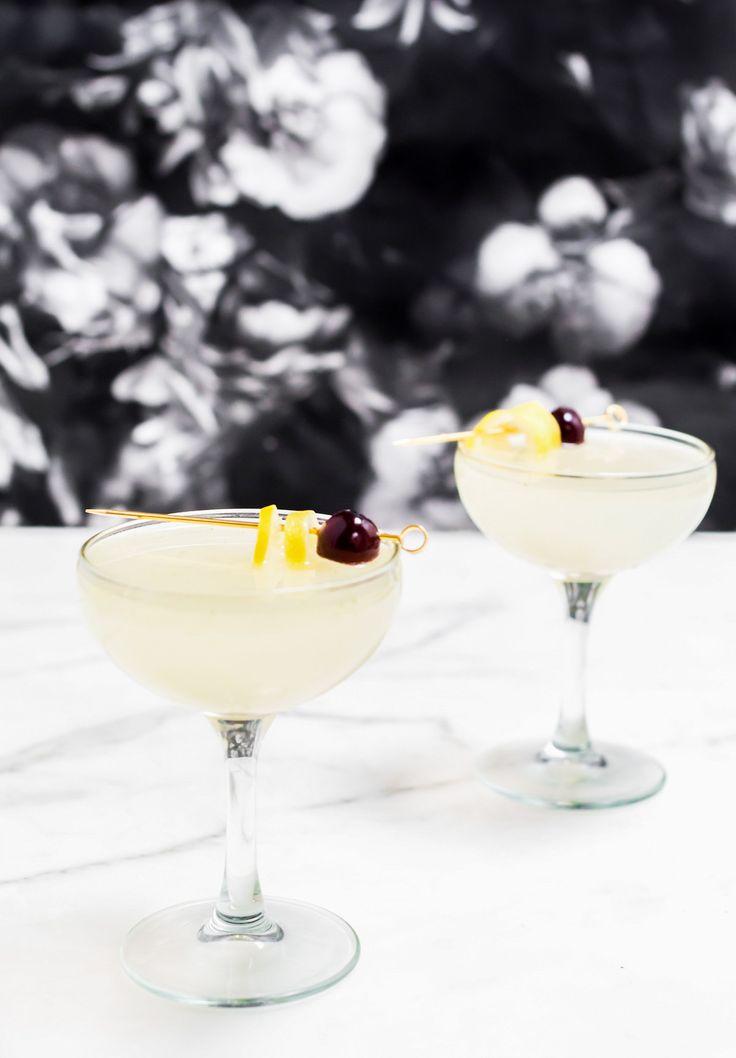 Corpse Reviver Cocktail Recipe | Sugar & Cloth Recipe