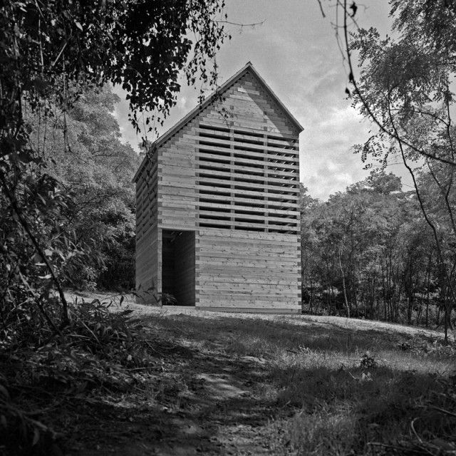 CZITA Architects- Chapel in the woods (I)