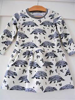 Made by me: Nye klær til barnehagen
