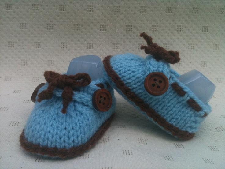 Cute boy loafer booties.