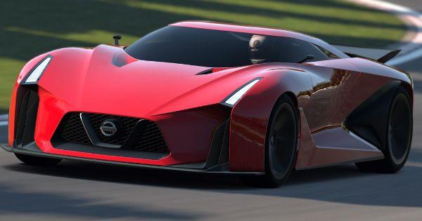 2020 Nissan GTR Concept | Nissan Auto Cars