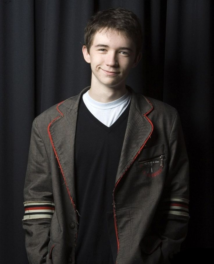 Liam Aiken. This boy was the original love of my life.