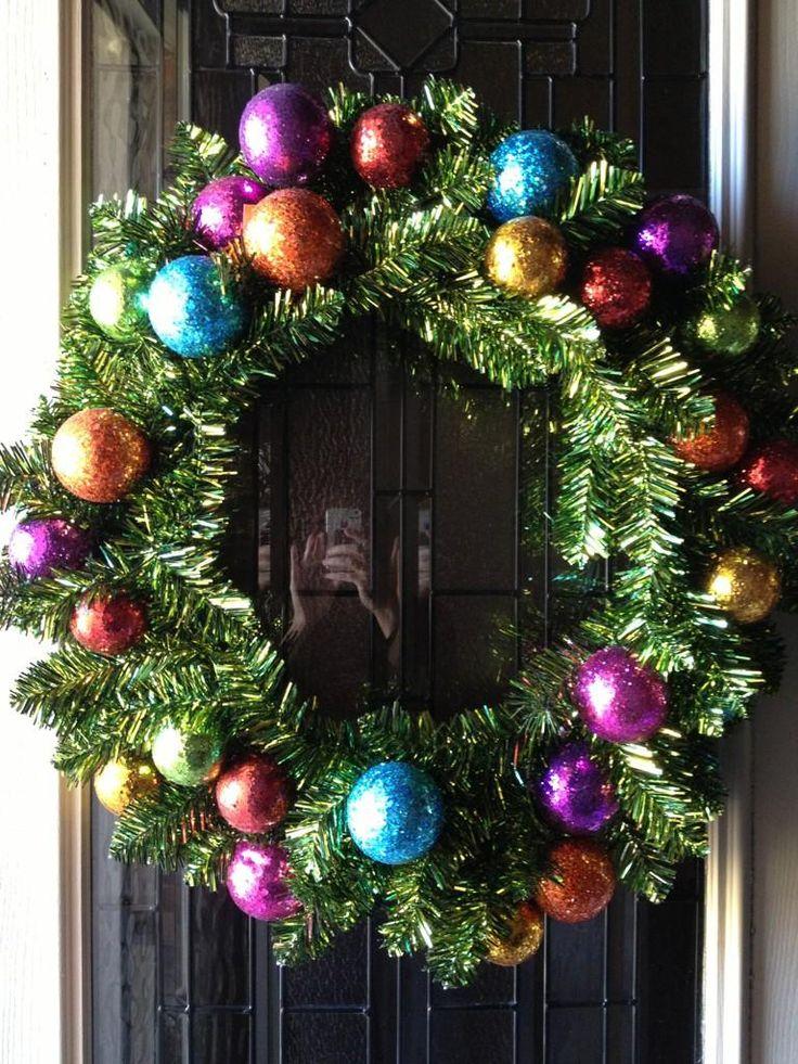 Kim Christmas Decorations Tree Wreaths Jingle All The Way