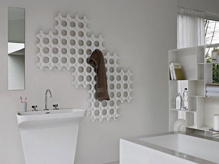 Termoarredo a parete ADD-ON by Tubes Radiatori | design Satyendra Pakhalé