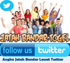 Twitter Jatah bandar togel