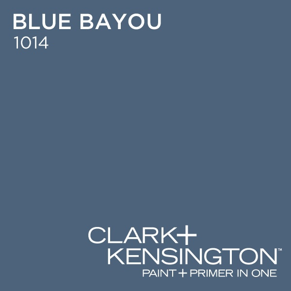 Color from Fixer Upper: Living Room Blue Bayou 1014 by Clark+Kensington