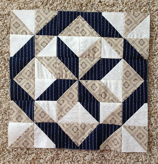 Quilt Pattern 7 Star Sisters