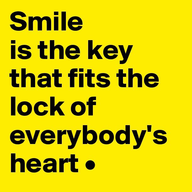 Quote Everyone Should Smile: 17 Best Smiley Quotes On Pinterest