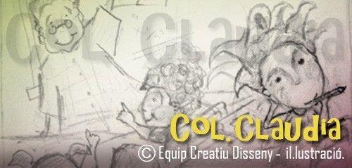 - Col.lecció Clàudia