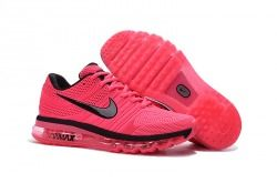 High Quality Nike Air Max 2017 KPU Pink Black Women Running Shoes Sneakers