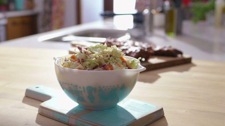 Salade de chou rapido   Cuisine futée, parents pressés