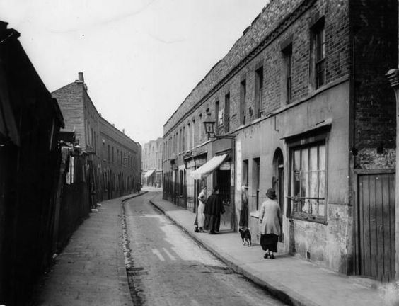old photos 1928 Park Road Limehouse Stepney - Google Search
