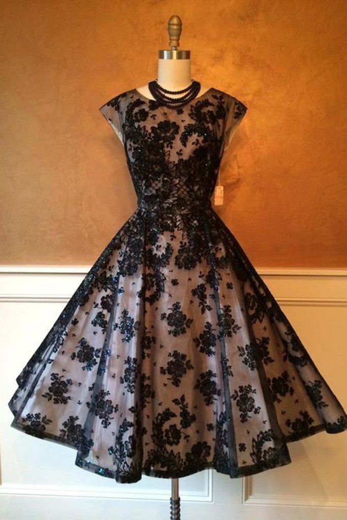 Vintage prom dress, ball gown, prom dresses 2017