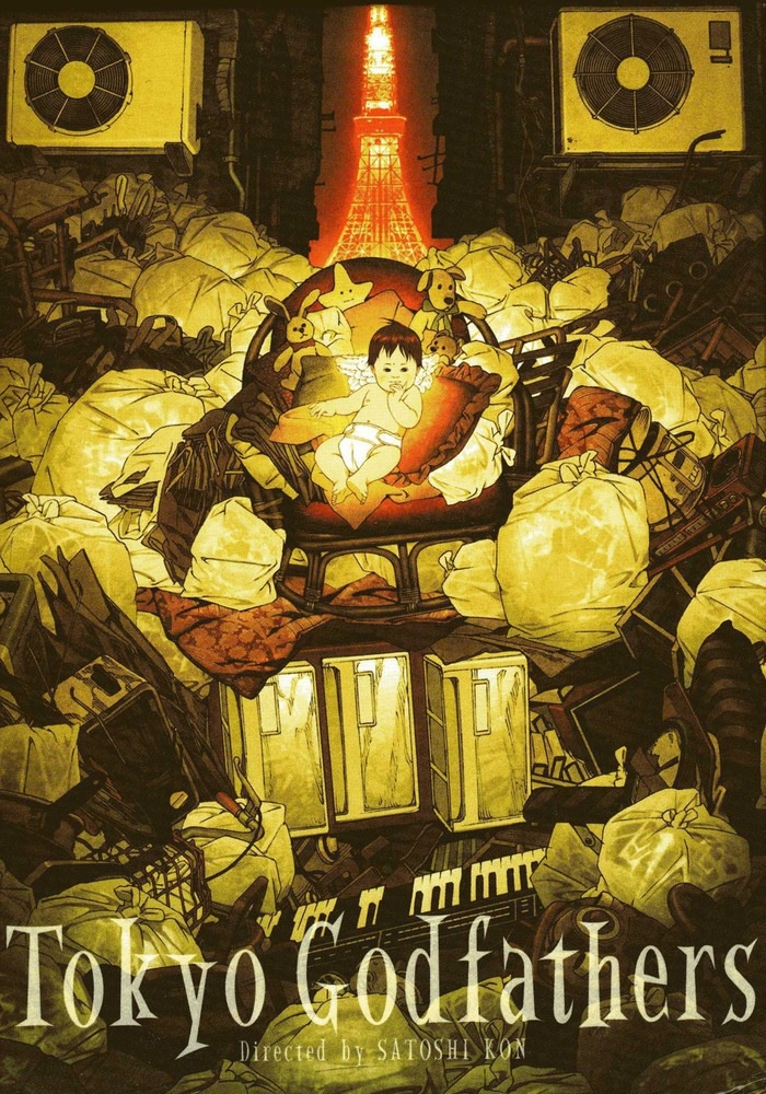 Tokyo Godfathers                                                                                                                                                                                 More