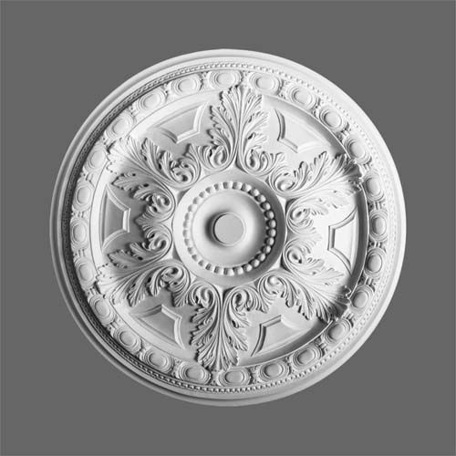 R.23 Ceiling Rose - Large and Small Decorative Plaster Ceiling Roses - House Martin Online