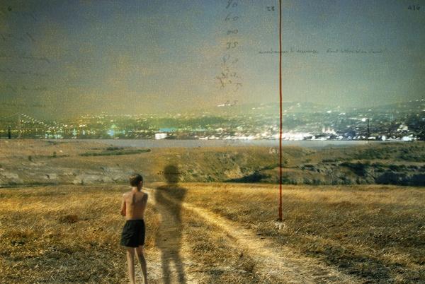 Landscape - ipotesi by Giovanni Guadagnoli, via Behance