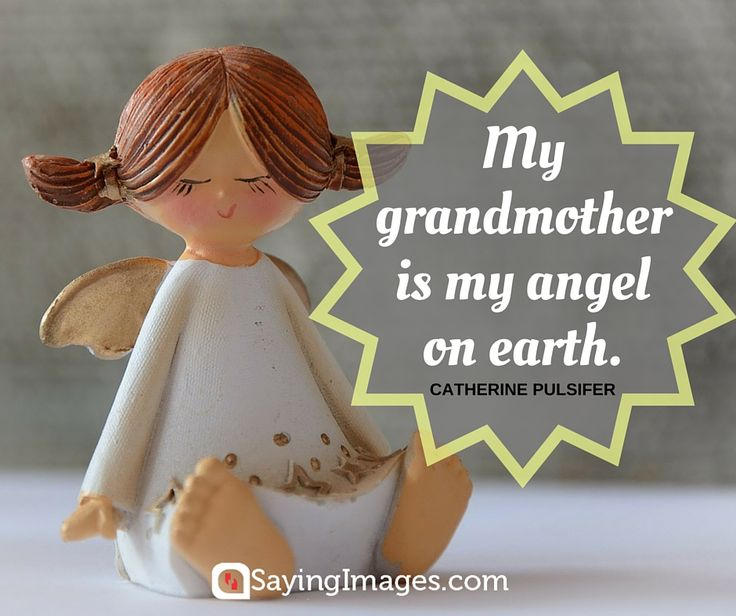 25 Sweet and Funny Grandma Quotes #sayingimages #grandma #quotes