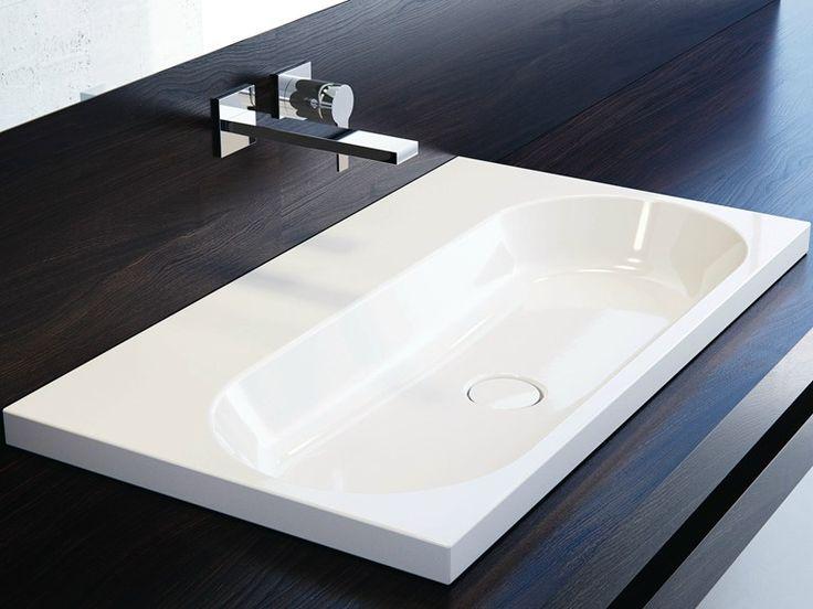 CENTRO Einbauwaschbecken by Kaldewei Italia Design Anke Salomon