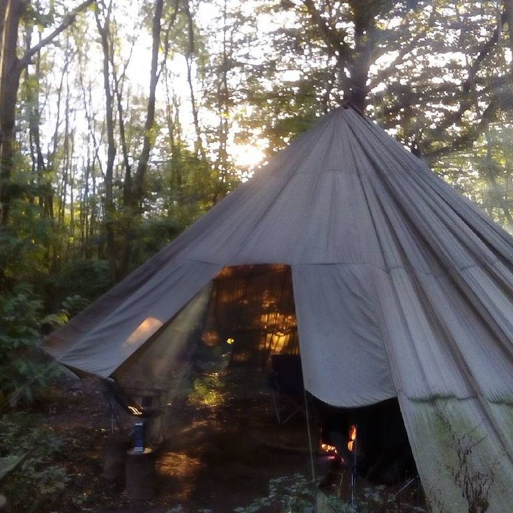 Good morning & 395 best Tents Tipis and Portable Shelters images on Pinterest ...