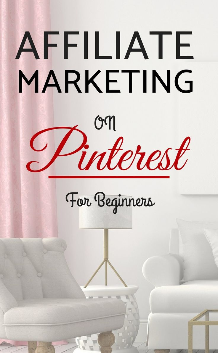 Learn how to use affiliate marketing on Pinterest …