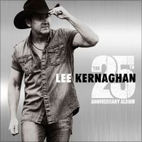 The 25th Anniversary Album by Lee Kernaghan