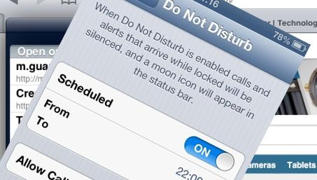 Apple: Fix for iOS 6 Do Not Disturb feature coming on January 7 | Apple has revealed a fix for the Do Not Disturb feature on in iOS 6 isn't coming until next week. Buying advice from the leading technology site