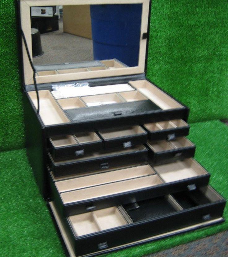 Wolf Designs Queen Court Extra X Large Jewelry Box Trunk Case Jewel Storage Gift | Jewelry & Watches, Jewelry Boxes & Organizers, Jewelry Holders & Organizers | eBay!