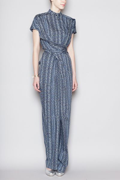 Christian Wijnants - Oulu Tie Waist Jumpsuit...my number 1 jumpsuit ever!!