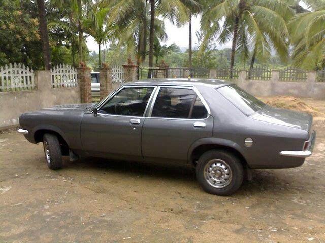 Hindustan Motors Contessa , based on FE Victor