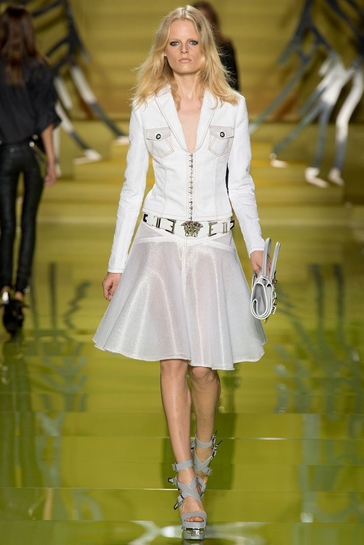 cheap online shopping Versace Spring 2014 Ready to Wear Collection Photos   Vogue