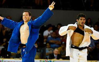 Blog Esportivo do Suíço: Tiago Camilo bate campeão mundial e é tricampeão Pan-americano