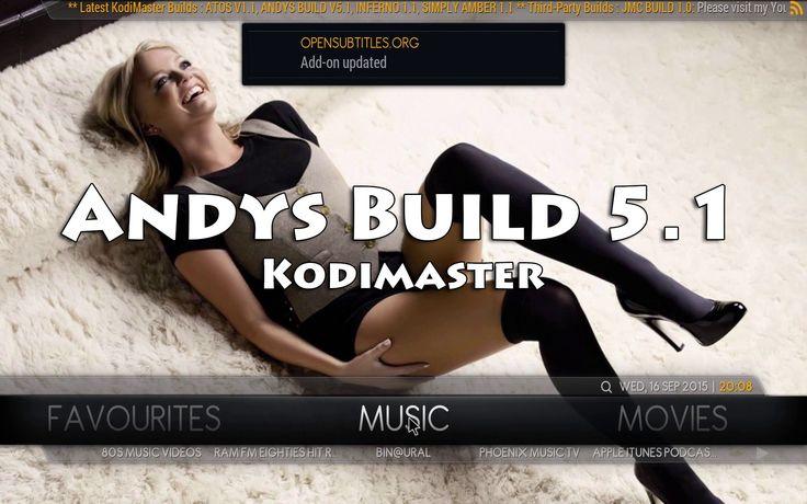 Andy Build Kodi