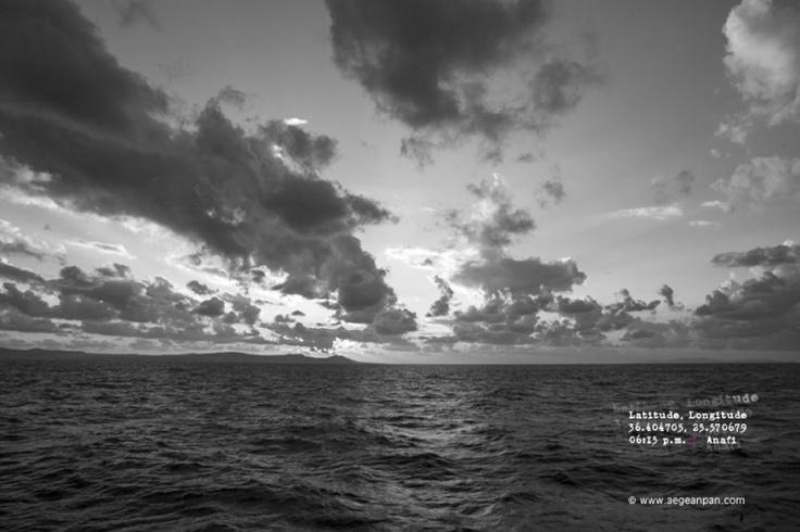 The winter fishing trip: Anafi