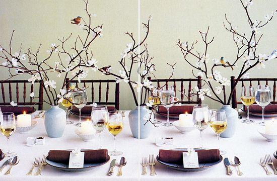 pinterest table setting ideas | Wedding Bridal Shower Cut Flowers Flower Arrangement